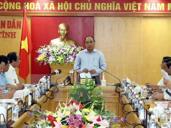 PM warns Formosa against future environmental violations
