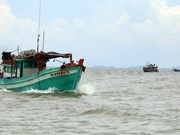 VN protests use of force against fishermen