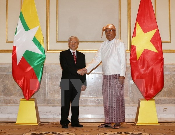 Party leader: Parliamentary ties important to VN-Myanmar relations