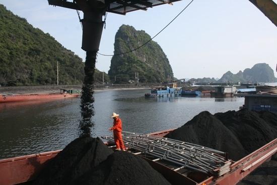 OK for coal trans-shipment port