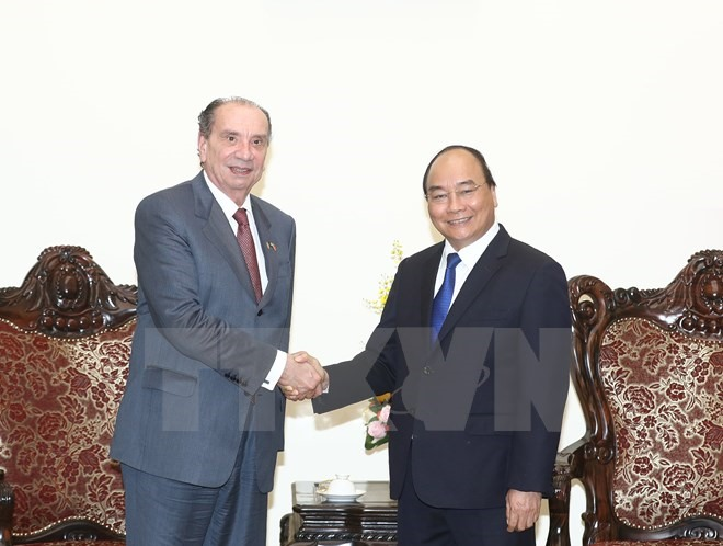 PM wants Brazil to invest more in VN