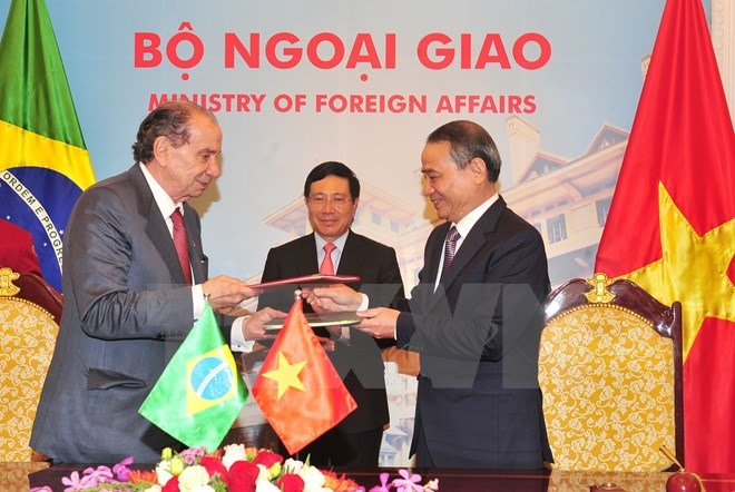 Deputy PM: Việt Nam wants to enhance co-operation with Brazil