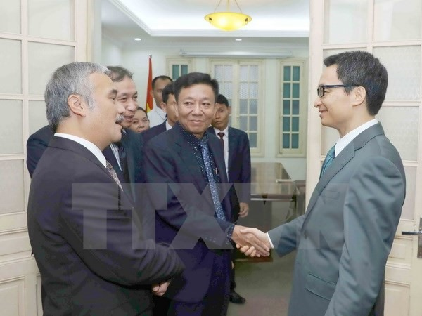 Việt Nam Cambodia news agencies urged to promote cooperation