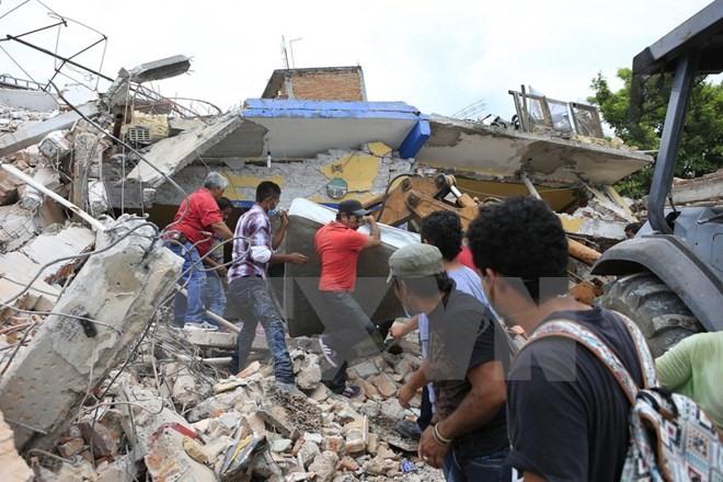 No VN citizens injured in Mexico quake: MoFA