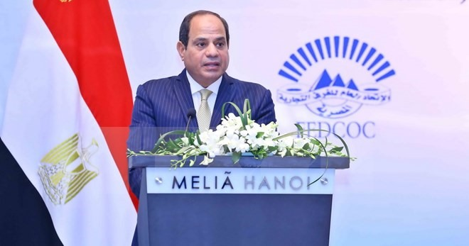 VN Egypt target two-way trade worth 1 billion