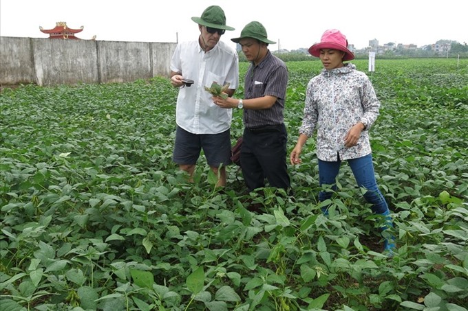 Agriculture gets nuclear boost