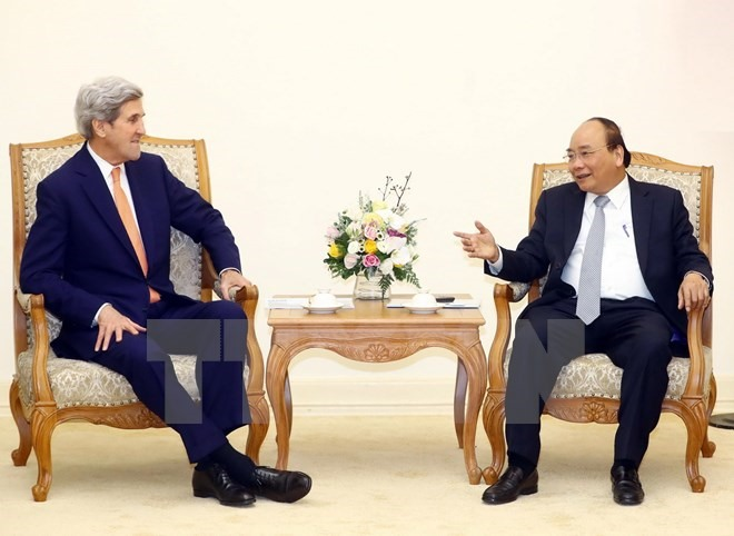 PM welcomes former US Secretary of State