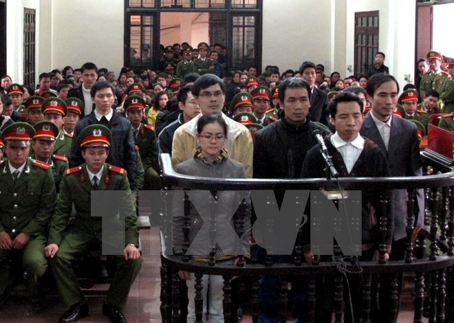 Nguyễn Văn Oai jailed for 5 years
