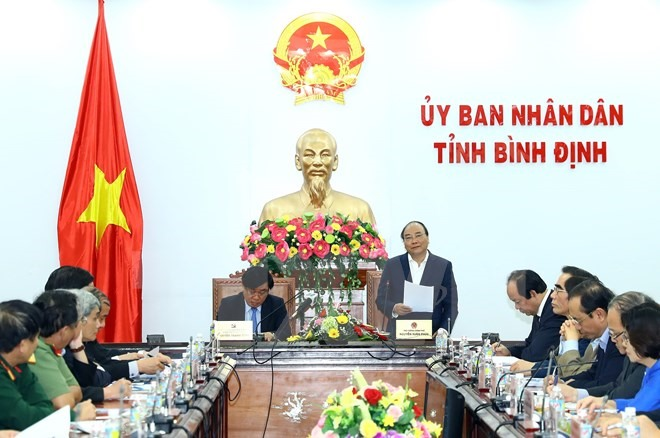 Bình Định urged to make breakthroughs in tourism