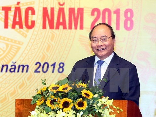 PM hails statistics offices performance in 2017
