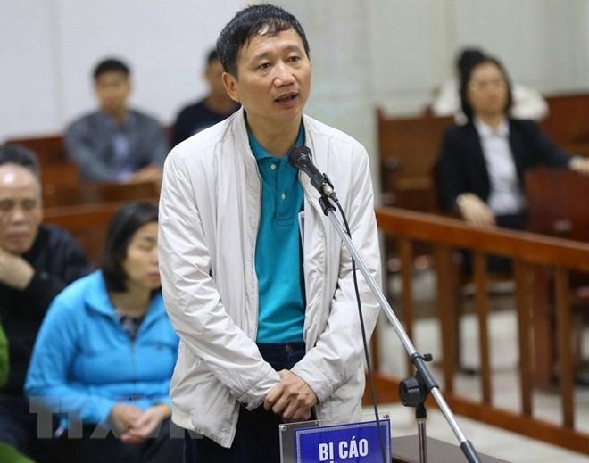 Life sentence sought for Trịnh Xuân Thanh
