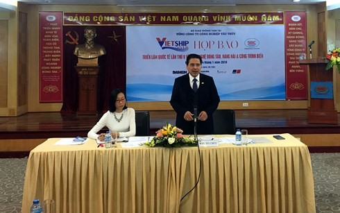 Nearly 100 firms to participate in Vietship 2018
