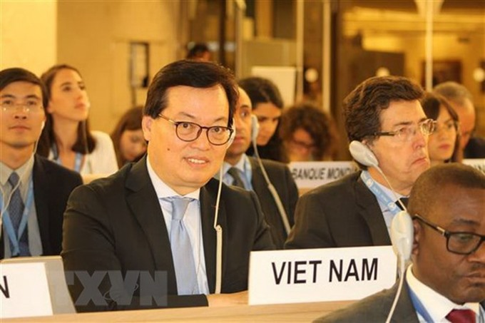 VN attends 35th Francophonie ministerial conference