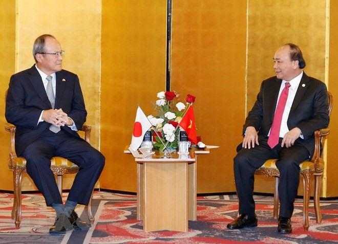 PM eyes Japan investment in SOEs