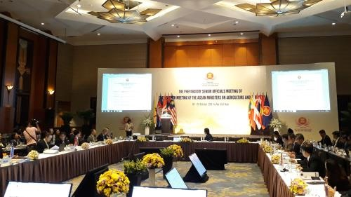 ASEAN and its partners work effectively