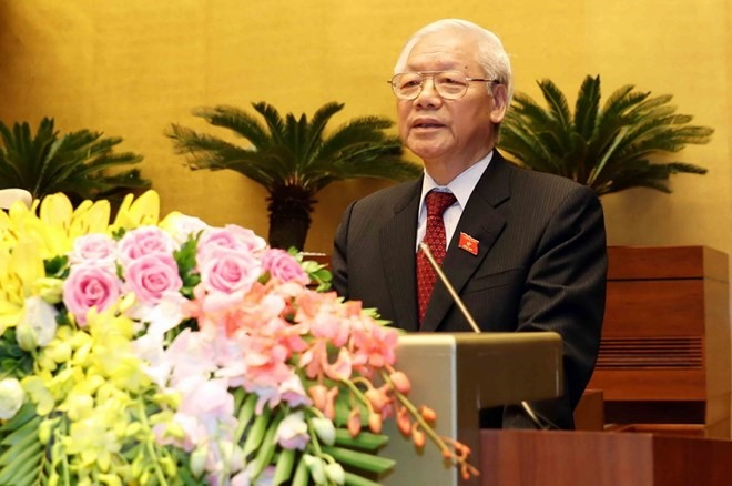 Congratulations keep coming to new Vietnamese President