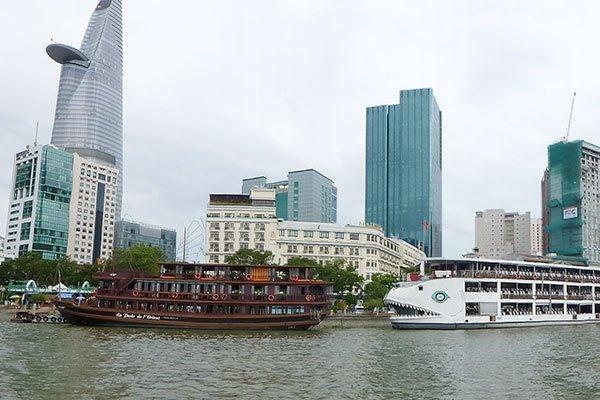 Tourism set to return to Bạch Đằng Wharf