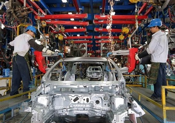 Auto support industry needs to take development initiative