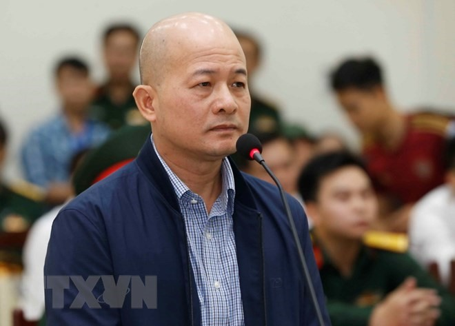 Appeal trial held for Thái Sơn Corp officials
