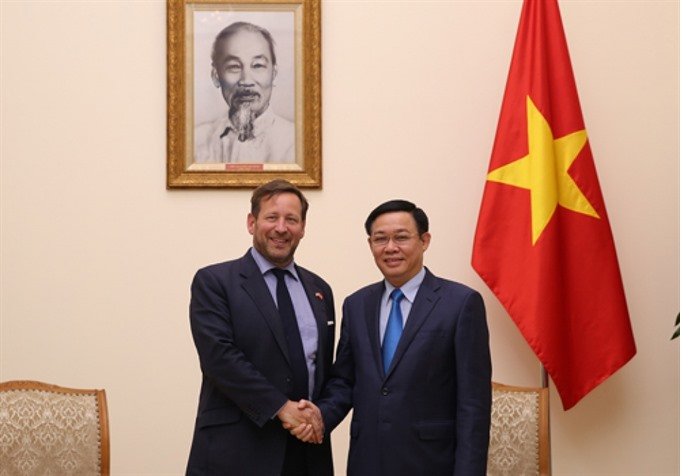 UK to help Việt Nam with smart city building