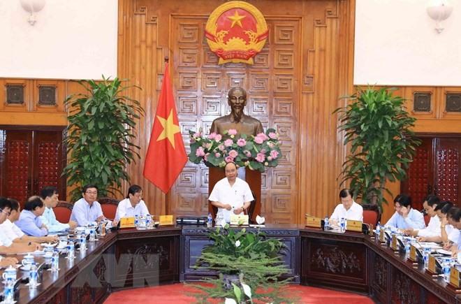 Ninh Thuận should work to become renewable energy hub:PM