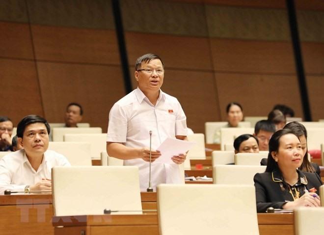 NA adopts State budget estimate