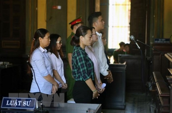 Former Eximbank staff sentenced