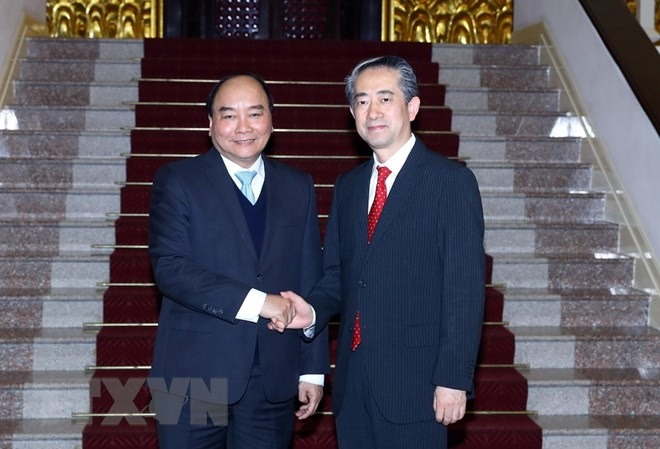 PM welcomes newly-appointed Chinese Danish ambassadors