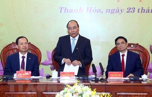 Govt leader urges rapid industrialisation in Thanh Hóa
