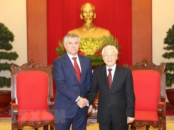 Việt Nam treasures partnership with Russia: top leader