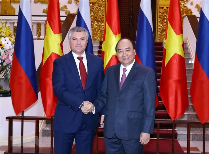 Việt Nam Russia hold potential to boost trade investment ties