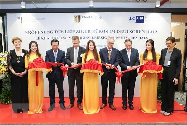 Leipzig opens office in HCM City