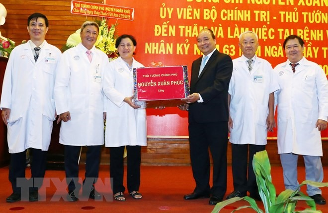 Chợ Rẫy Hospital to receive investment for second hospital