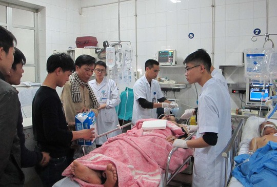 VN sees rise in doctor assaults
