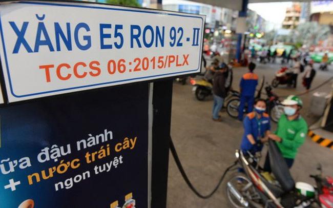 E5 fuel makes up 65% of petrol sales