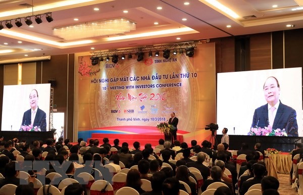 Nghệ An asked to double economy by 2025