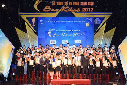 Sao Khuê Awards nominations released