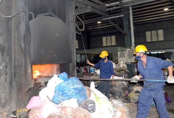 Bà Rịa – Vũng Tàu eyes high-tech facilities for solid-waste treatment