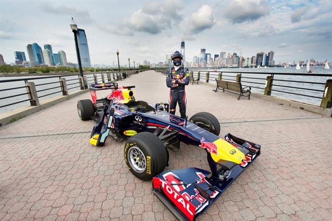 Heineken to bring Formula 1 to Việt Nam