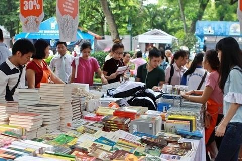 Celebrations for Việt Nam Book Day
