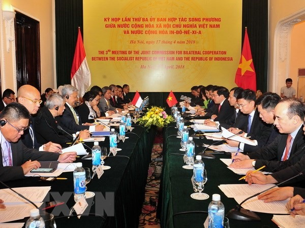 Strong growth in VN-Indonesia ties