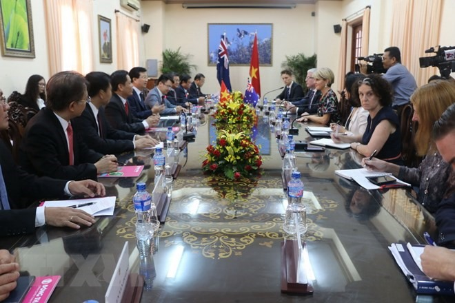 Việt Nam key partner of Australia in Asia-Pacific: Minister Bishop