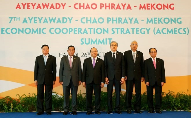 Summits promote integration in Mekong basin