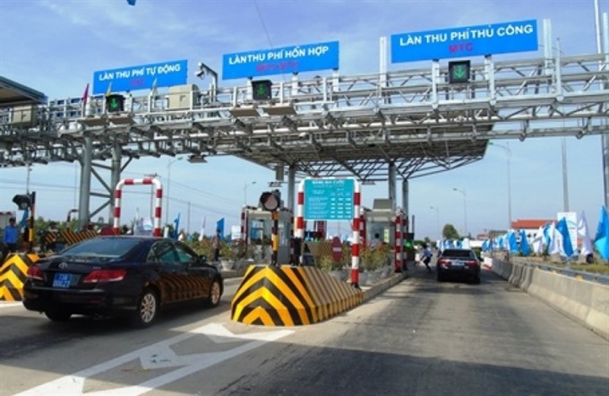 Electronic tolls to be collected nationwide