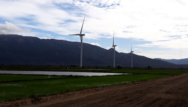 Ninh Thuận aspires to be VNs heart of green energy