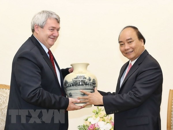 PM: Việt Nam attaches importance to ties with Czech Republic