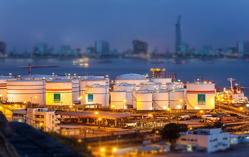PetroVietnam posts positive results for H1