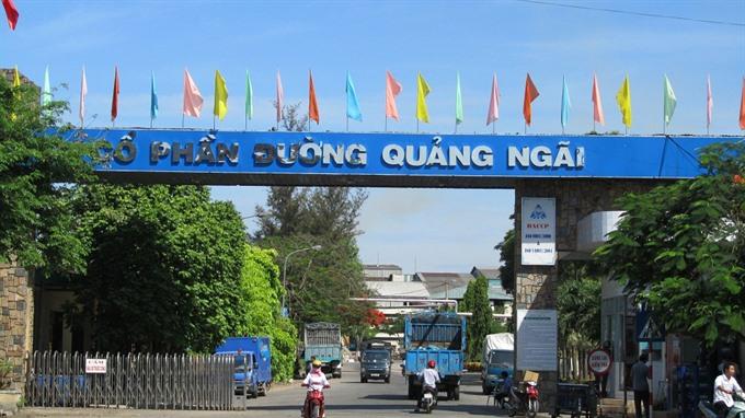 Quảng Ngãi Sugar to build new sugar plant