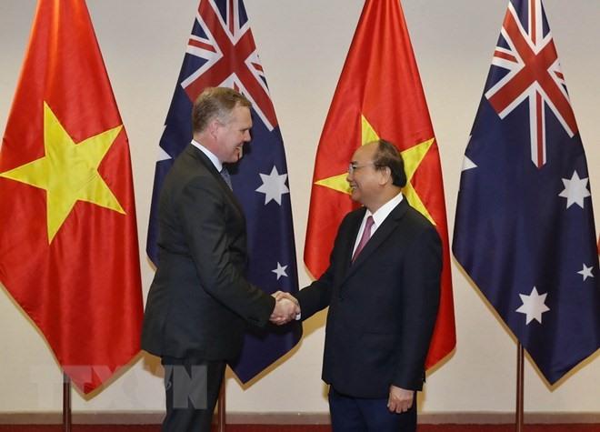 PM meets Speaker of Australian lower house