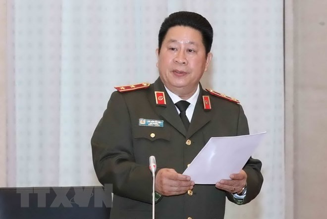 Three high-ranking military police officials disciplined for multiple wrongdoings
